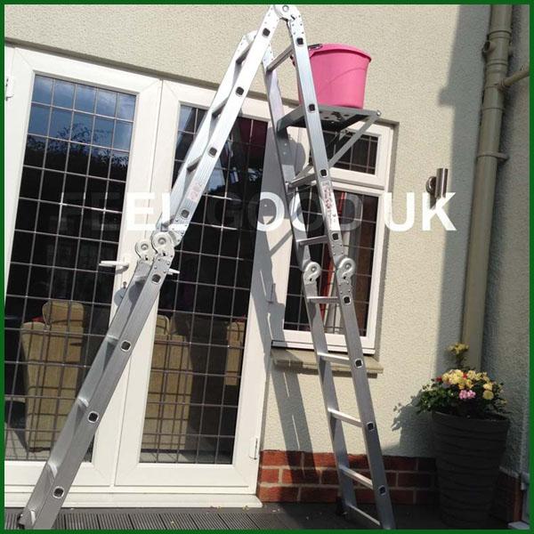 Utilidad repisa para escaleras escalera bandeja for Repisa escalera